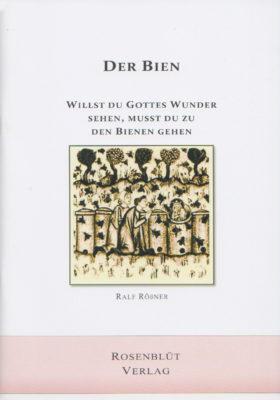 """Cover """"DER BIEN - DAS ETWAS ANDERE BIENENBUCH"""""""