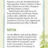 Hanf - Wohltuendes aus der Natur - Blätter