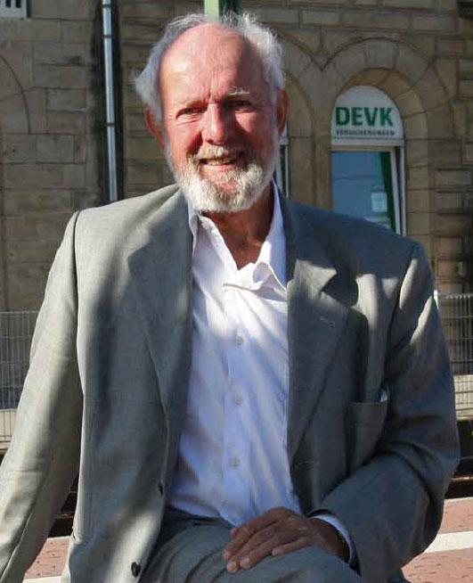 Professor von Weizsaecker