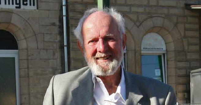Portät Prof. von Weizsäcker