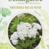"""Cover Vorderseite zu """"Schafgarbe - Achillea millefolium"""" - von Martina Tolnai"""