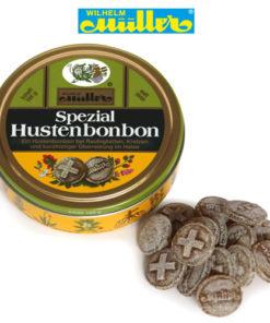 Spezial Hustenbonbon Dose 125g