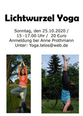 Yoga mit Anne